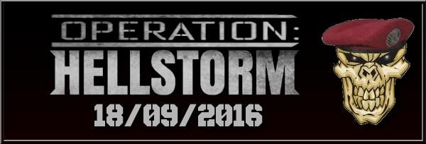 OP HELLSTORM Hellstorm