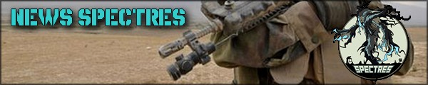SPECTRES Airsoft - Portail News