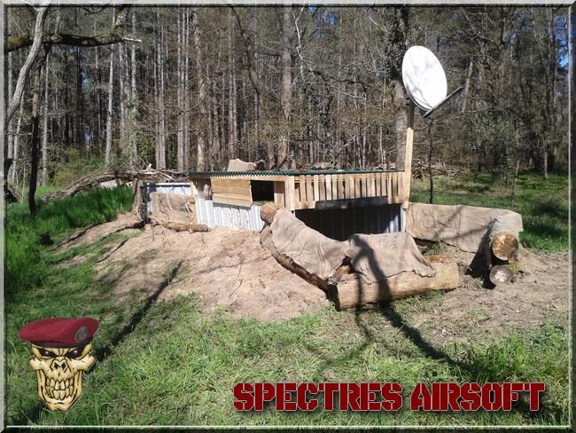 du nouveau sur le terrain des spectres ! 55